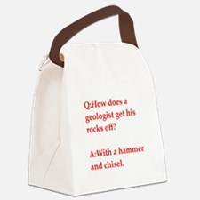 GEOLOGY17 Canvas Lunch Bag