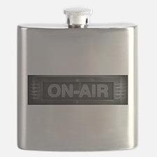 On-Air B&W Flask