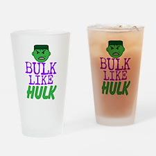Bulking Drinking Glass