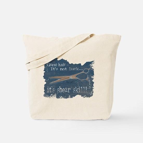 """""""Shear Skill"""" Tote Bag"""