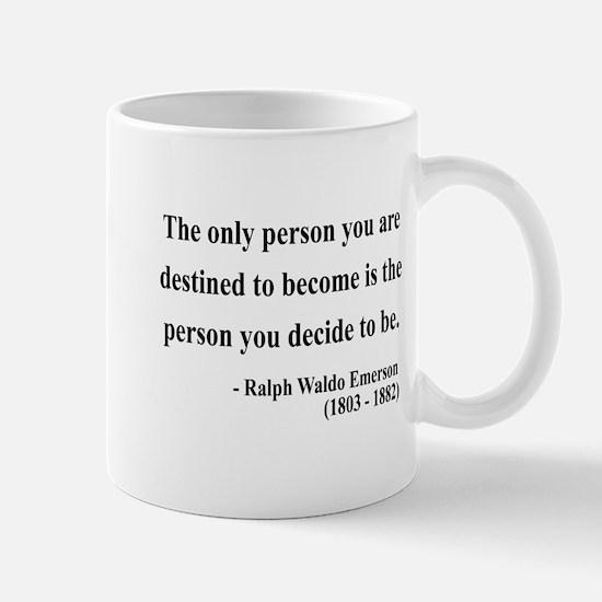 Ralph Waldo Emerson 2 Mug