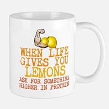 When life gives you lemons, you ask for something