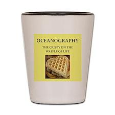 OCEAN Shot Glass