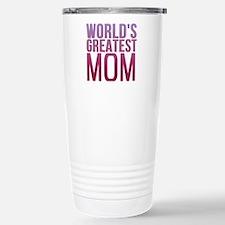 Worlds Best Mom Travel Mug