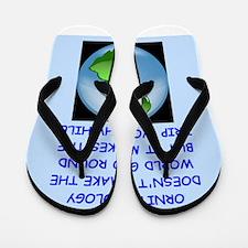 ORNITHOLOGY Flip Flops