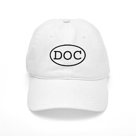 DOC Oval Cap