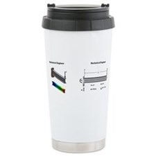 Cute Plastic Travel Mug
