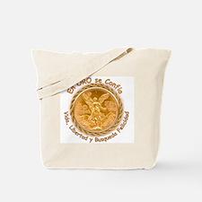 Mex Oro Tote Bag