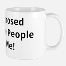 Self-Diagnosed Gluten-Free Mug