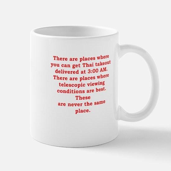 ASTRONOMY3 Mugs