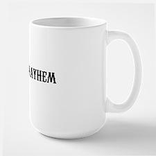Mom of Mayhem Large Mug