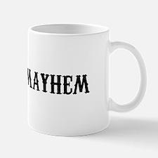 Mom of Mayhem Mug