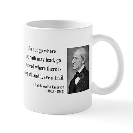 Ralph Waldo Emerson 3 Mug