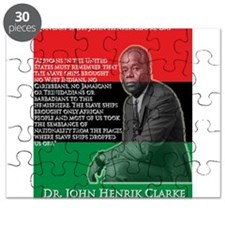 Honor to Dr. Clarke Puzzle