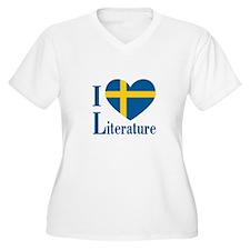 Swedish Literature T-Shirt