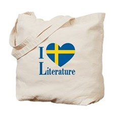 Swedish Literature Tote Bag