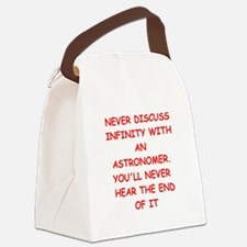 ASTRONOMER Canvas Lunch Bag