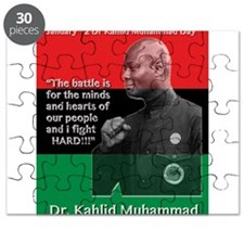 Honor to Dr. Muhammad Puzzle