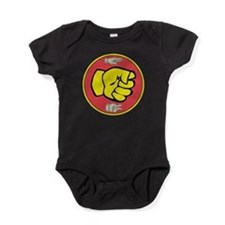 sports-rps-redcircleB.png Baby Bodysuit