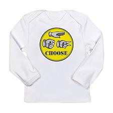 RPS: CHOOSE Long Sleeve T-Shirt