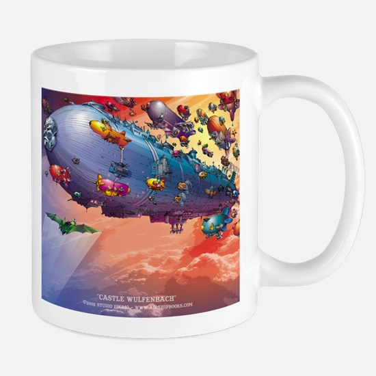 Castle Wulfenbach Color Mugs