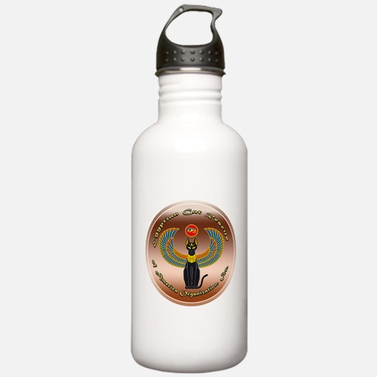 Egyptian Cat Rescue Or Water Bottle