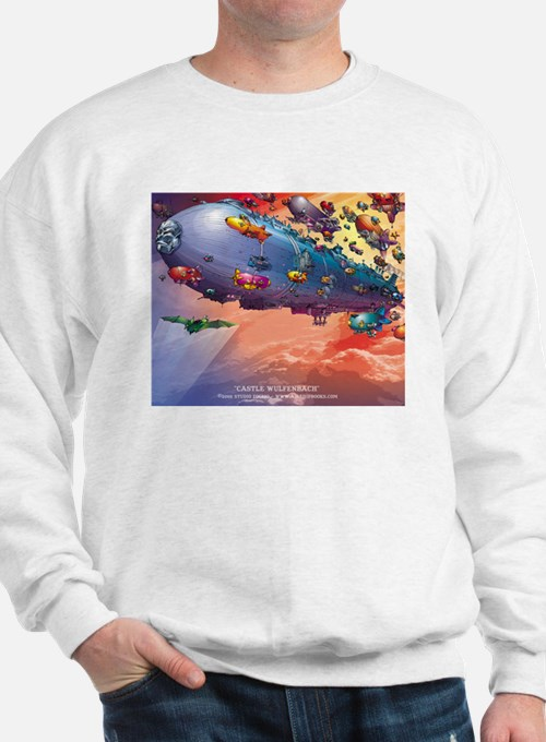 Castle Wulfenbach Color Sweatshirt