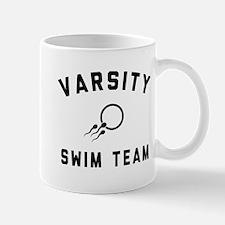 Varsity Swim Team Mugs