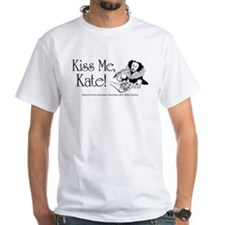 White Kiss Me Kate T-Shirt