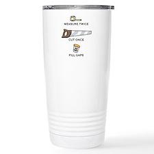 Cool Carpenter Travel Mug