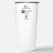 Unique Twice Travel Mug
