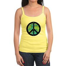 Peace On Earth Tank Top