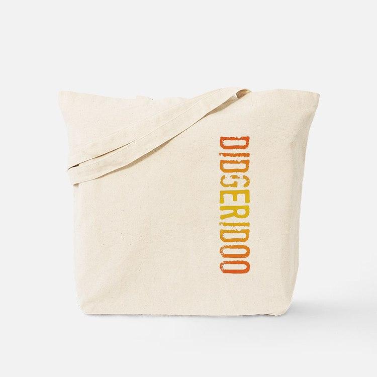 stamp-didgeridooB.png Tote Bag
