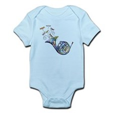 French Horn Body Suit