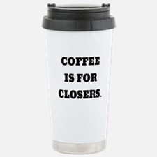 Funny Coffee Travel Mug
