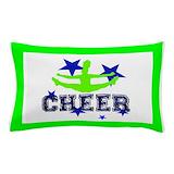 Cheerleading pillow case Bedroom Décor