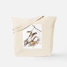 Unique Audubon birds Tote Bag