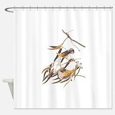 Cute Audubon Shower Curtain