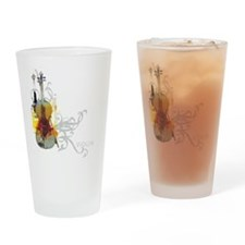 violins-art.jpg Drinking Glass