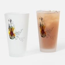 violins-art.jpg Drinking Glass