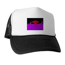 Medical Heart Beat Trucker Hat