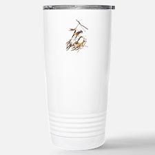 Audubon Warbler Image Travel Mug