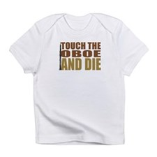 touch-oboe.png Infant T-Shirt