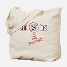Funny Leap year Tote Bag