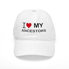 Cute Ancestors Baseball Cap