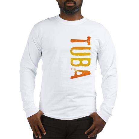 Tuba Stamp Long Sleeve T-Shirt