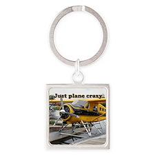 Just plane crazy: Beaver float Keychains