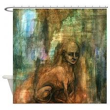 Patina -Shower Curtain