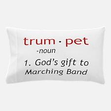 Trumpet Definition Pillow Case