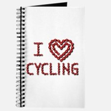 LOVE CYCLING Journal